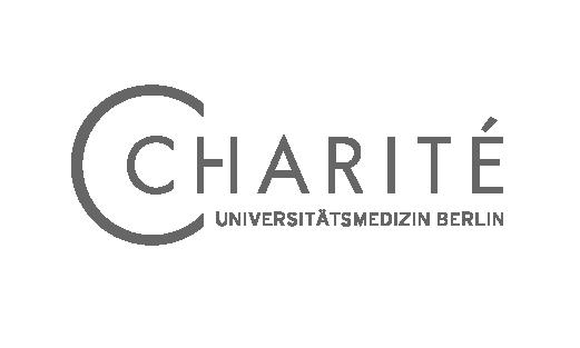 Das Logo der Charité Universitätsmedizin Berlin